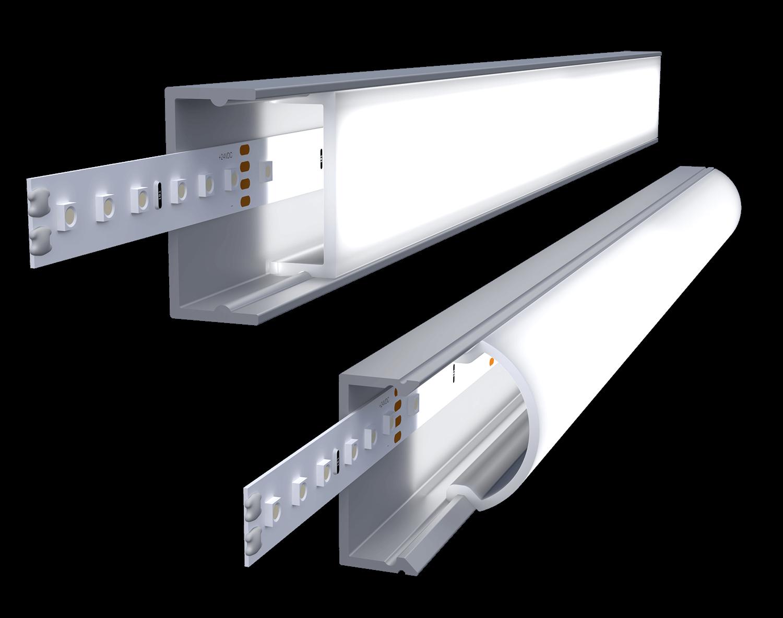 Aluminum Led Profile / SAY LEDOS